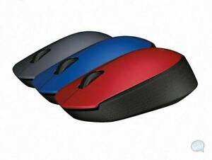NEW Logitech M170 Portable USB Wireless Optical Computer Mouse