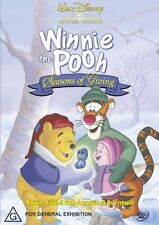 Winnie The Pooh - Seasons Of Giving (DVD, 2007)