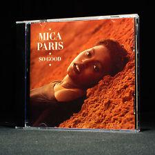 Mica Paris - So Good - music cd album