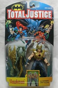 Kenner 1996 Total Justice HAWKMAN