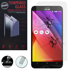 1 Film Toughened Glass Protection Protection Quality FOR Asus Zenfone 2 ZE550ML