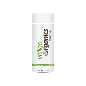 Vitiligo Organics™ Original - Australian Made Vitiligo Remedy