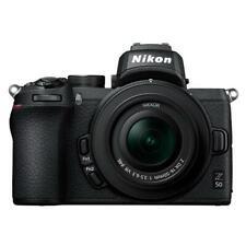 "Nikon Z50 16-50mm 20.9mp 3.2"" Brand New Agsbeagle"