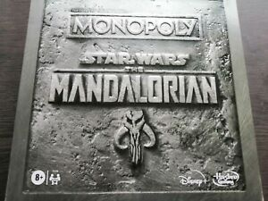 Monopoly Star Wars The Mandalorian Edition Board Game  NEW**