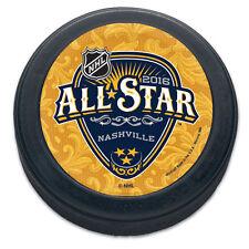 NHL All Star Game Nashville Predators Souvenir Hockey Puck