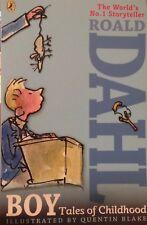 Boy: Tales of Childhood by Roald Dahl (Paperback, 2001)