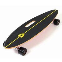 Ferrari Portable Cruiser Skateboard Penny Maple Wood Complete Longboard PU Wheel