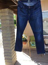 Seven For All Mankind Josefina Skinny Boyfriend Jeans Size 26 EUC