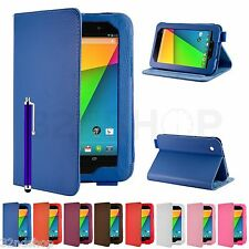 Smart Cover Angle Stand for Google Nexus 7 (2012) + screen protector & stylus
