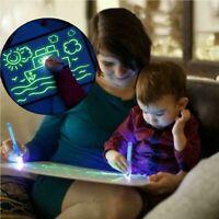 Dessiner lumière développement jouet planche à dessin Magique Dessiner Education