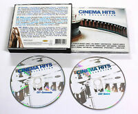 Compilation CINEMA HITS THE COLLECTION 2 CD 2006 Sony OST SOUNDTRACK