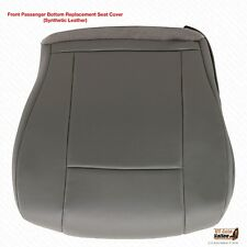 2012 2013 2014 Ford E350 E450 Van PASSEGER Bottom Vinyl Perforated Seat Cover