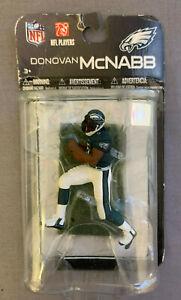 NFL Donovan McNabb Philadelphia Eagles 2009 Mini Action Figure.