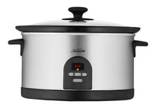 Sunbeam HP5590 Electronic Slow Cooker Hot Pot 5.5l
