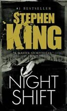 NEW Night Shift By Stephen King Paperback Free Shipping