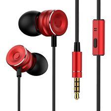 Noziroh Beats Cuffie Stereo In-Ear Musica Riduzione Rumore Hi-Fi Super Bassi 3D