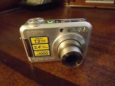 Sony Cyber-shot DSC-S700 Digital Camera 7.2MP-Pre-owned