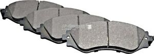 Disc Brake Pad Set Front JP GROUP Fits DAEWOO CHEVROLET Evanda Wagon 96495227