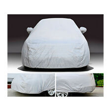 SUV XL Auto Car Cover UV Sun Snow Full Protection Outdoor Super Light Universal