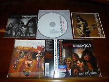 Slash's Snakepit / Ain'T Life Grand JAPAN+2 w/Sticker Guns N' Roses B1