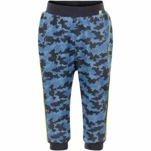 Jogginghose dicke Freizeithose Sporthose Baggy Camouflage Moro Gr. 86 cm NEU