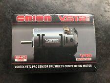 Team orion vortex 9920 KV VST 2 PRO  4.0 tr brushless motor