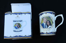 Royal Wedding 2018 Mug Fine China Prince Harry & Meghan Markle Commemorative