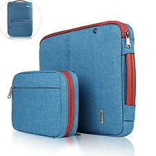 "Apple MacBook Air/Pro 13"" Case Handle Waterproof Pouch Sleeve Bag Nylon Blue New"