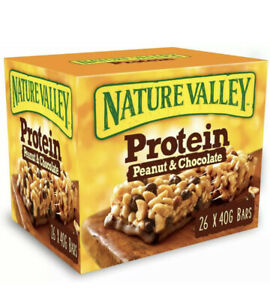 Nature Valley Protein Bar Peanut & Chocolate 26 x  40 g