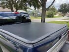 Ford F-150 4 Fold Truck Bed Soft Tonneau Cover