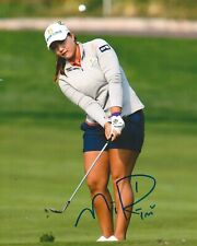 MIRIM LEE signed LPGA 8x10 photo with COA G