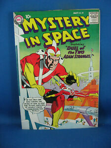 MYSTERY IN SPACE 59 F VF 1960