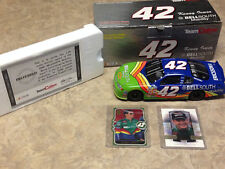 Kenny Irwin 2000 Bell South Mobility 1/24 Scale NASCAR + Collector Cards