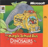 THE MAGIC SCHOOL BUS EXPLORES DINOSAURS +1Clk Windows 10 8 7 Vista XP Install