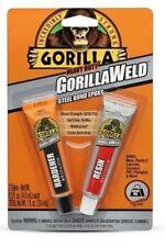 GorillaWeld Gorilla Titanium Bond 2 Part Epoxy Waterproof Permanent Bond