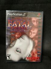Fatal Frame (Ps2 / PlayStation 2) Brand New