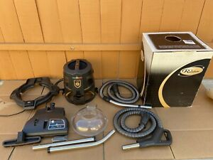 Rainbow Gold E2 Type 12 2 Speed Vacuum W Power Nozzle & Extras FULLY SERVICED