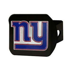 New York Giants NFL  Black Hitch Cover