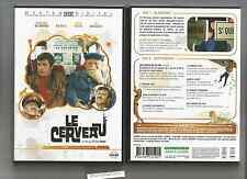 "BOURVIL - JEAN PAUL BELMONDO "" LE CERVEAU "" DOUBLE DVD"