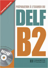 DELF B2. Livre + CD audio ~ Marie-Christine Jamet ~  9783190733828