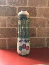 Contigo Cortland Water Bottle Grayed Jade Green 24-Ounce Brand New w/ Label