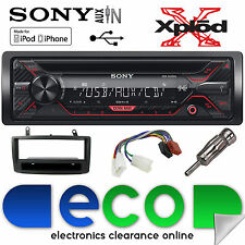 Toyota Corolla E12 02-07 Sony G1200U CD MP3 USB Aux Car Radio Stereo Kit REFURB