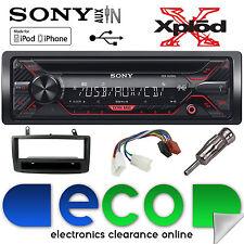 Toyota Corolla E12 02-07 Sony G1200U CD MP3 USB AUX RADIO estéreo de coche Kit REFURB
