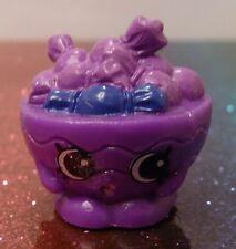 Shopkins Season 7 #25 Candy Bowl Purple Mint Oop