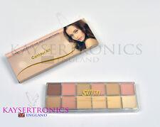 Saffron Contour Kit Cream Foundation Cover Conceal Palette