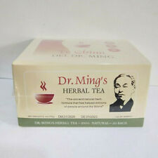 TE CHINO DEL DR MING TEA 60 BAGS WEIGHT LOSS NATURAL SLIMMING DIET DETOX