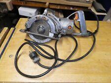"""Vintage Skil #67 Super Duty 6"""" worm drive circular saw -"""