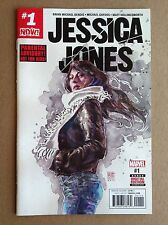 JESSICA JONES #1 DAVID MACK COVER BENDIS GAYDOS NM 1ST PRINTING 2016 MARVEL