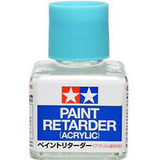 TAMIYA 87114 Acrylic Paint Retarder 40ml PLASTIC MODEL KIT CRAFT TOOLS NEW