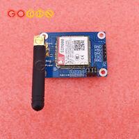 1PCS SIM800 MINI V4.0 Wireless Module GSM GPRS STM32 Board Kit Antenna